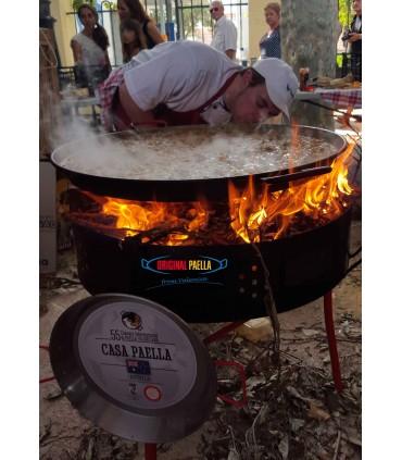 Open Fire Paella, Windshield & BBQ