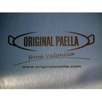 Paellas grabadas personalizadas