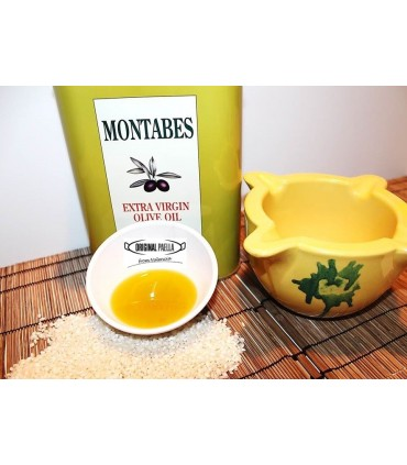 3 L Tin Olive Oil