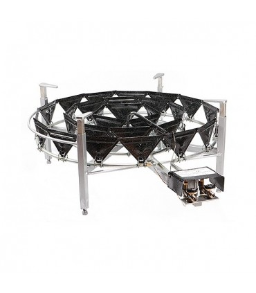 900 mm Gas Burners Big Events/Giant Paella