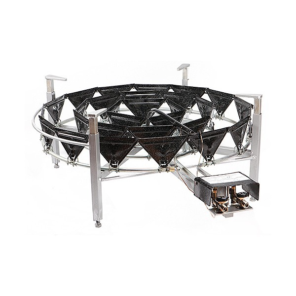Best Rice Burner Cars On Gas: 900 Mm Gas Burners Big Events/Giant Paella Paella Pans Gas