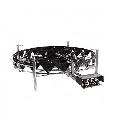 1200 mm Gas Burners Big Events/Giant Paella