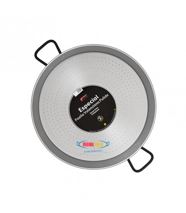 Special thickness paella pan