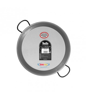 Carbon Steel Paella Pan Induction