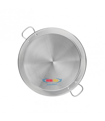 Stainless Steel Paella Pan Induction