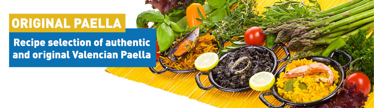 recipes original paella